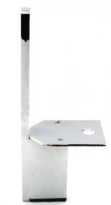 Noga - SL 036 - wysokość 200 mm - chrom