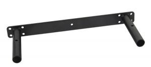 Podpórka półki podwójna Φ16x100mm z płytką