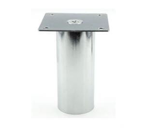 Noga bez podstawy - SL 001 - wysokość 90 mm, chrom