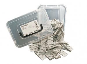 Box100 - kliny dachowe szare