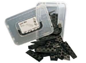 Box50 - kliny dachowe czarne