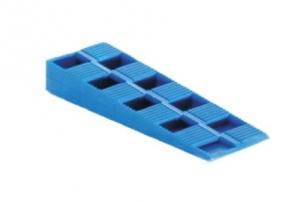 Klin montażowy niebieski