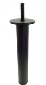 Noga - SL 034 - wysokość 150 mm, czarny