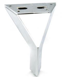 Noga - SL 035 - wysokość 100/120/150 mm - chrom