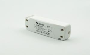 Zasilacz LED 12VDC/8W - biały