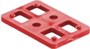 Kostka murarska czerwona 5 mm
