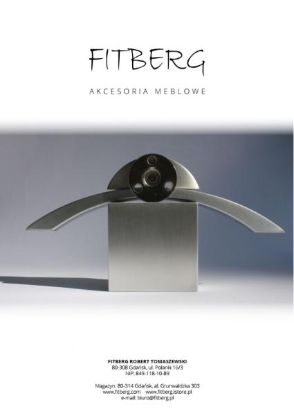 Katalog okuć meblowych