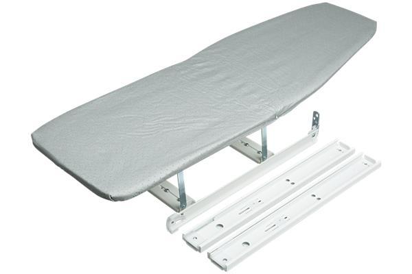 Deska do prasowania wysuwana, składana w szafie